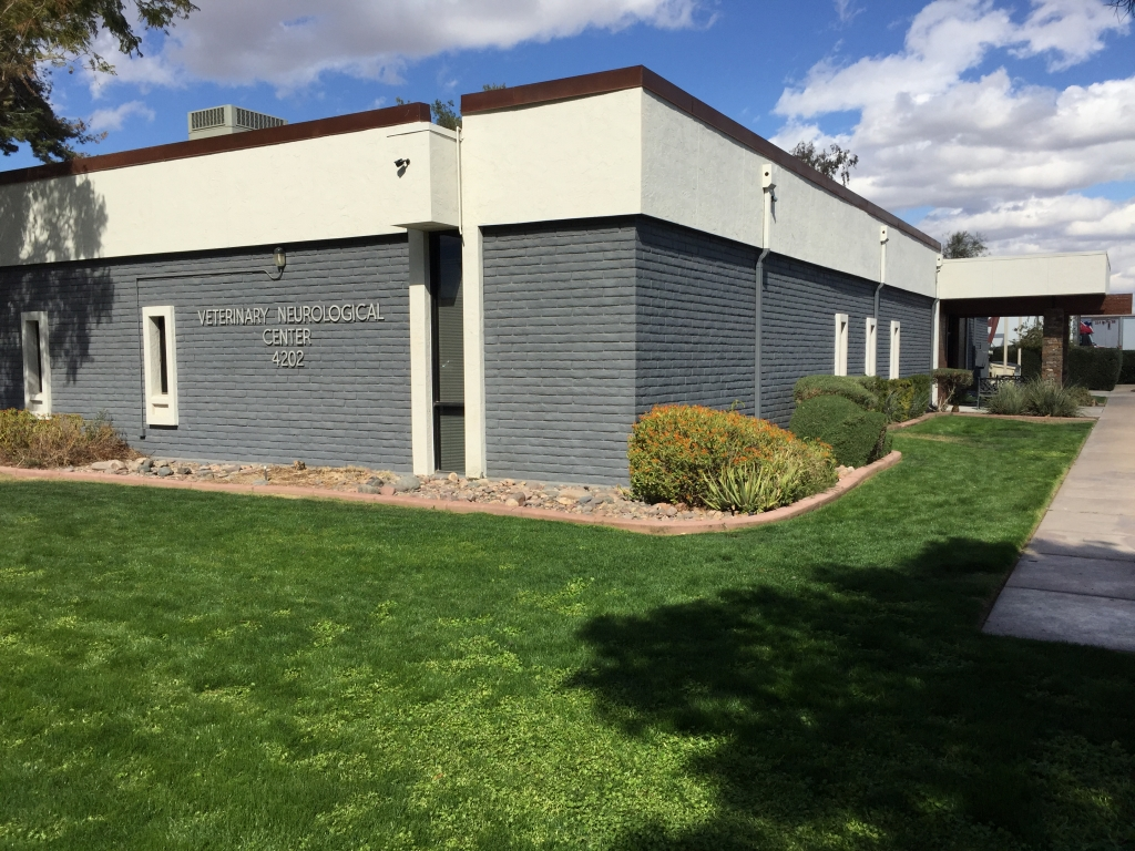The Veterinary Neurological Center in Phoenix is a 6200 square foot facility and includes on-site Computed Tomography and Magnetic Resonance Imaging.